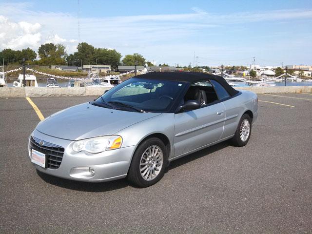2004 Chrysler Sebring Lxi Convertible Leather Fully Serviced Kens Car Care 128 Ballard Street Saugus Ma 01906