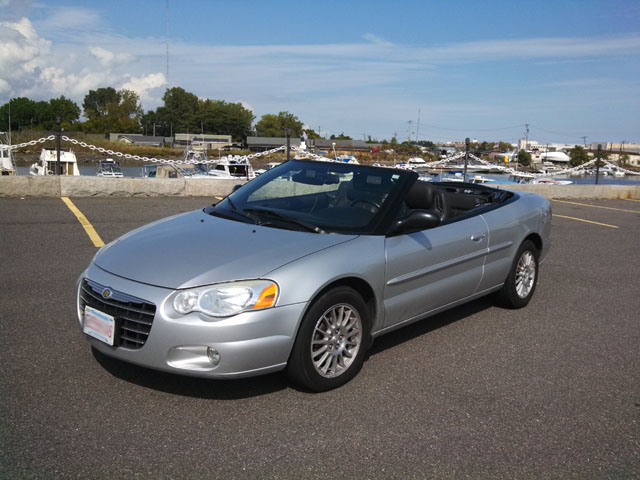 2004 Chrysler Sebring Lxi Convertible Leather Fully Serviced